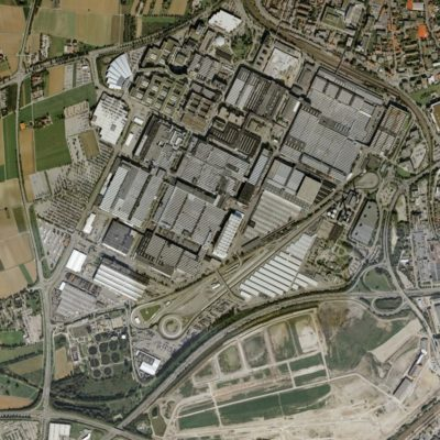 Daimler AG Werk Sindelfingen