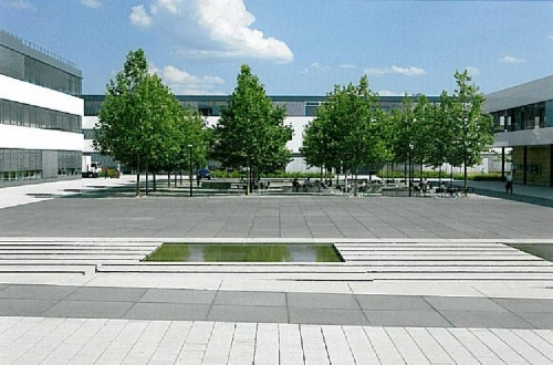 Robert Bosch GmbH Neubau Entwicklungszentrum Abstatt